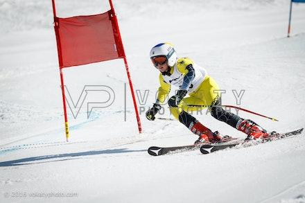 JVOK8810 - SSA National Children's Series Giant Slalom race held at Perisher, NSW (Australia) on September 05 2016. Photo: Jan Vokaty