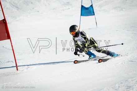 JVOK8817 - SSA National Children's Series Giant Slalom race held at Perisher, NSW (Australia) on September 05 2016. Photo: Jan Vokaty