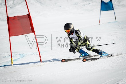 JVOK8818 - SSA National Children's Series Giant Slalom race held at Perisher, NSW (Australia) on September 05 2016. Photo: Jan Vokaty