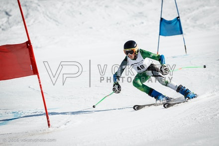 JVOK8822 - SSA National Children's Series Giant Slalom race held at Perisher, NSW (Australia) on September 05 2016. Photo: Jan Vokaty