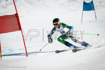 JVOK8823 - SSA National Children's Series Giant Slalom race held at Perisher, NSW (Australia) on September 05 2016. Photo: Jan Vokaty