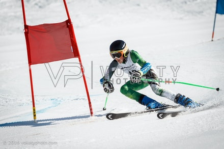 JVOK8824 - SSA National Children's Series Giant Slalom race held at Perisher, NSW (Australia) on September 05 2016. Photo: Jan Vokaty