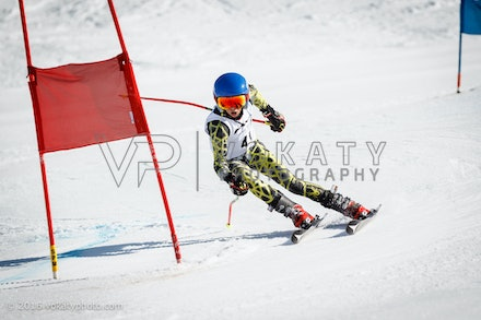 JVOK8829 - SSA National Children's Series Giant Slalom race held at Perisher, NSW (Australia) on September 05 2016. Photo: Jan Vokaty