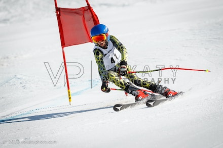 JVOK8831 - SSA National Children's Series Giant Slalom race held at Perisher, NSW (Australia) on September 05 2016. Photo: Jan Vokaty