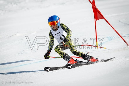 JVOK8833 - SSA National Children's Series Giant Slalom race held at Perisher, NSW (Australia) on September 05 2016. Photo: Jan Vokaty