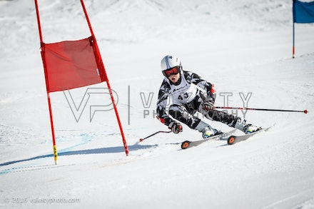 JVOK8840 - SSA National Children's Series Giant Slalom race held at Perisher, NSW (Australia) on September 05 2016. Photo: Jan Vokaty