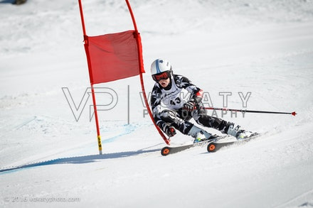JVOK8841 - SSA National Children's Series Giant Slalom race held at Perisher, NSW (Australia) on September 05 2016. Photo: Jan Vokaty
