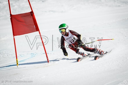 JVOK8847 - SSA National Children's Series Giant Slalom race held at Perisher, NSW (Australia) on September 05 2016. Photo: Jan Vokaty