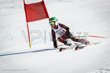 JVOK8848 - SSA National Children's Series Giant Slalom race held at Perisher, NSW (Australia) on September 05 2016. Photo: Jan Vokaty