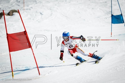 JVOK8855 - SSA National Children's Series Giant Slalom race held at Perisher, NSW (Australia) on September 05 2016. Photo: Jan Vokaty