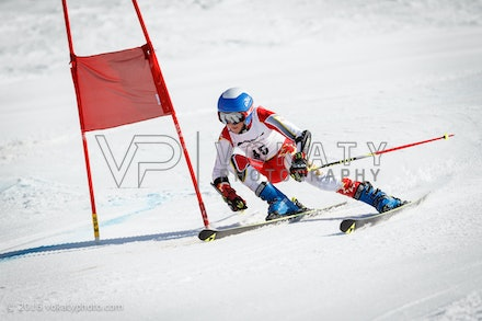 JVOK8857 - SSA National Children's Series Giant Slalom race held at Perisher, NSW (Australia) on September 05 2016. Photo: Jan Vokaty