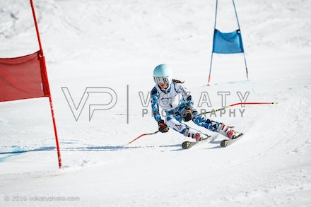 JVOK8554 - SSA National Children's Series Giant Slalom race held at Perisher, NSW (Australia) on September 05 2016. Photo: Jan Vokaty