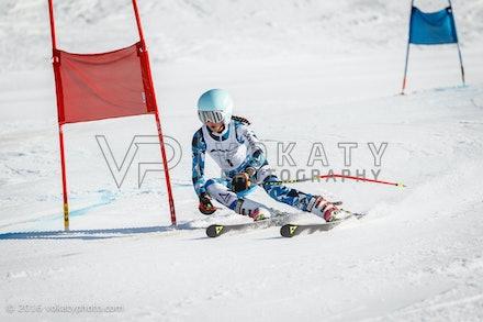 JVOK8556 - SSA National Children's Series Giant Slalom race held at Perisher, NSW (Australia) on September 05 2016. Photo: Jan Vokaty