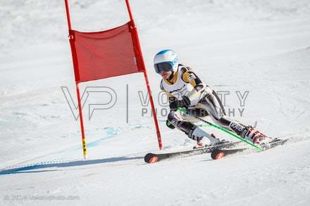 JVOK8565 - SSA National Children's Series Giant Slalom race held at Perisher, NSW (Australia) on September 05 2016. Photo: Jan Vokaty