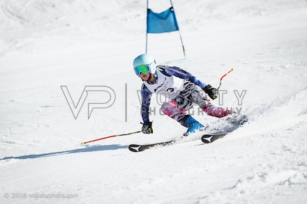 JVOK8572 - SSA National Children's Series Giant Slalom race held at Perisher, NSW (Australia) on September 05 2016. Photo: Jan Vokaty