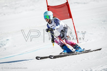 JVOK8576 - SSA National Children's Series Giant Slalom race held at Perisher, NSW (Australia) on September 05 2016. Photo: Jan Vokaty