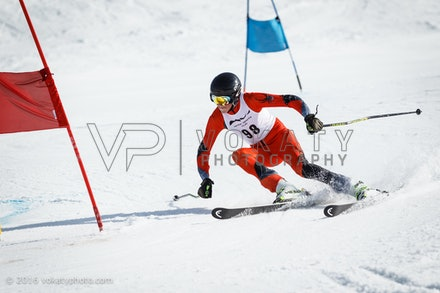 JVOK9345 - SSA National Children's Series Giant Slalom race held at Perisher, NSW (Australia) on September 05 2016. Photo: Jan Vokaty