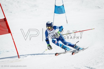 JVOK9371 - SSA National Children's Series Giant Slalom race held at Perisher, NSW (Australia) on September 05 2016. Photo: Jan Vokaty