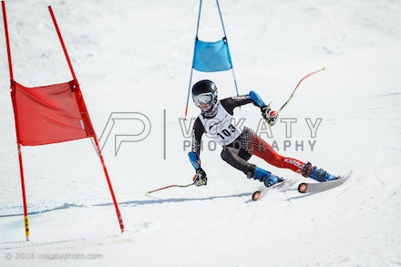 JVOK9385 - SSA National Children's Series Giant Slalom race held at Perisher, NSW (Australia) on September 05 2016. Photo: Jan Vokaty