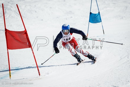 JVOK9435 - SSA National Children's Series Giant Slalom race held at Perisher, NSW (Australia) on September 05 2016. Photo: Jan Vokaty
