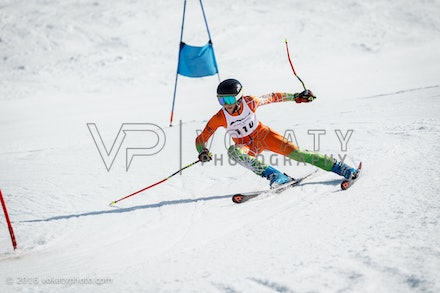 JVOK9441 - SSA National Children's Series Giant Slalom race held at Perisher, NSW (Australia) on September 05 2016. Photo: Jan Vokaty