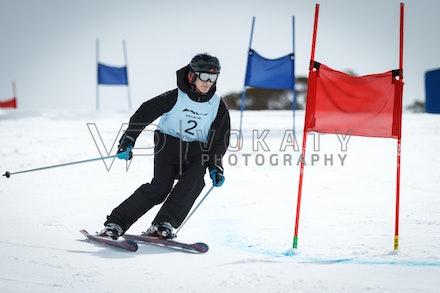 JVOK1546 - Perisher Cup 2016- Giant Slalom race held at Perisher, NSW (Australia) on September 17 2016. Photo: Jan Vokaty