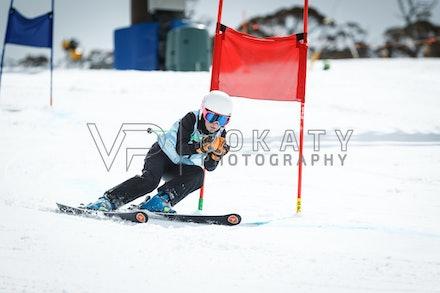JVOK1557 - Perisher Cup 2016- Giant Slalom race held at Perisher, NSW (Australia) on September 17 2016. Photo: Jan Vokaty