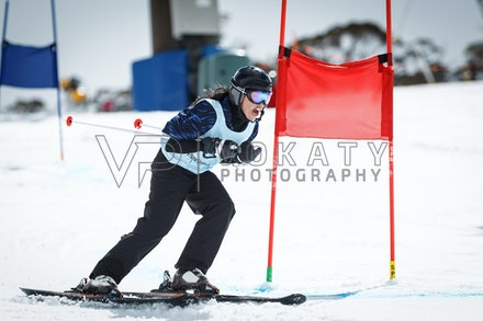 JVOK1563 - Perisher Cup 2016- Giant Slalom race held at Perisher, NSW (Australia) on September 17 2016. Photo: Jan Vokaty