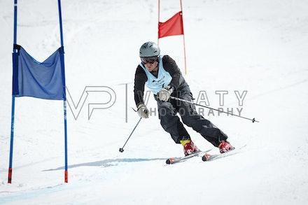JVOK1566 - Perisher Cup 2016- Giant Slalom race held at Perisher, NSW (Australia) on September 17 2016. Photo: Jan Vokaty