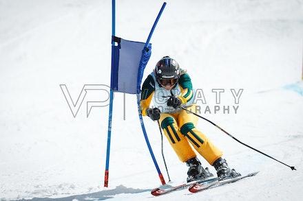 JVOK1578 - Perisher Cup 2016- Giant Slalom race held at Perisher, NSW (Australia) on September 17 2016. Photo: Jan Vokaty