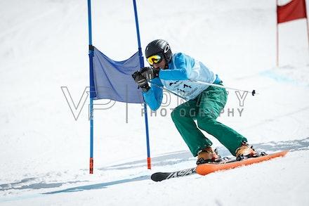 JVOK1583 - Perisher Cup 2016- Giant Slalom race held at Perisher, NSW (Australia) on September 17 2016. Photo: Jan Vokaty
