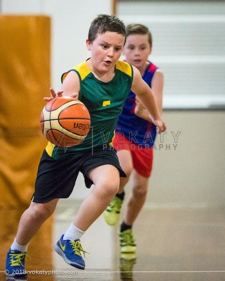 Jono and Jack Basketball