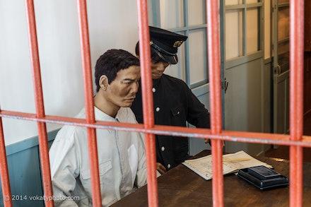 140227_Abashiri_8692 - Visit to Abashiri Prison Museum at Abashiri, Hokkaido (Japan) on February 27 2014. Photo: Jan Vokaty