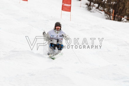 140819_Moguls_6326 - Athlete competing during day 1 of the Canon Australian Freestyle Mogul Championships at Perisher, NSW (Australia) on August 19 2014....
