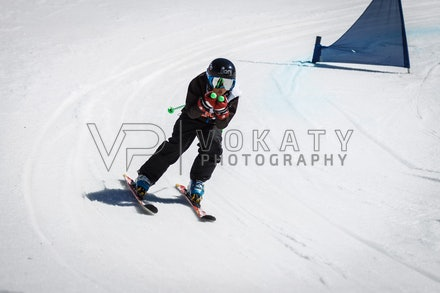 140912_div5_9816 - National Interschools Ski Cross Division 5 at Perisher, NSW (Australia) on September 12 2014. Jan Vokaty