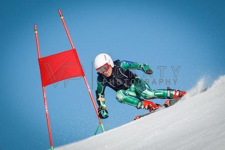 140923_apc_1426 - Australian paralympic ski team athletes training super G during APC speed camp at Perisher, NSW (Australia) on September 23 2014. Photo:...