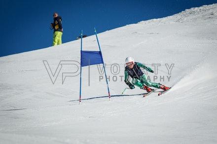 140923_apc_1464 - Australian paralympic ski team athletes training super G during APC speed camp at Perisher, NSW (Australia) on September 23 2014. Photo:...