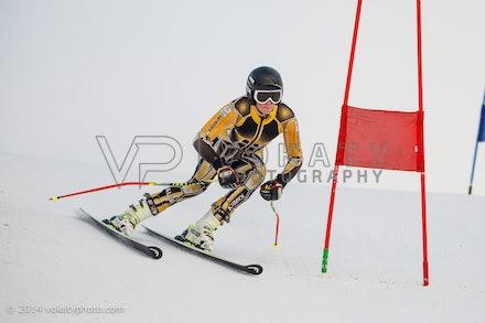 150724_WSCGS_0598 - Perisher Winter Sports Club  athletes training Giant Slalom on Accelerator at Perisher, NSW (Australia) on July 24 2015. Photo: Photo:...