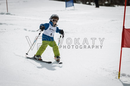 2015Perisher_Cup_4052 - 2015 Perisher Cup Giant Slalom alpine ski race at Perisher, NSW (Australia) on September 19 2015. Photo: Jan Vokaty