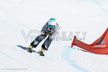 2016 U14/U16 Girls - SSA  Ski Cross Mt. Hotham