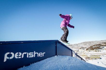 Perisher 2012 Freestyle
