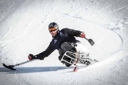 Club Races and Events - Collection of galleries containing images of skiing, snowboarding and other winter sports events.
