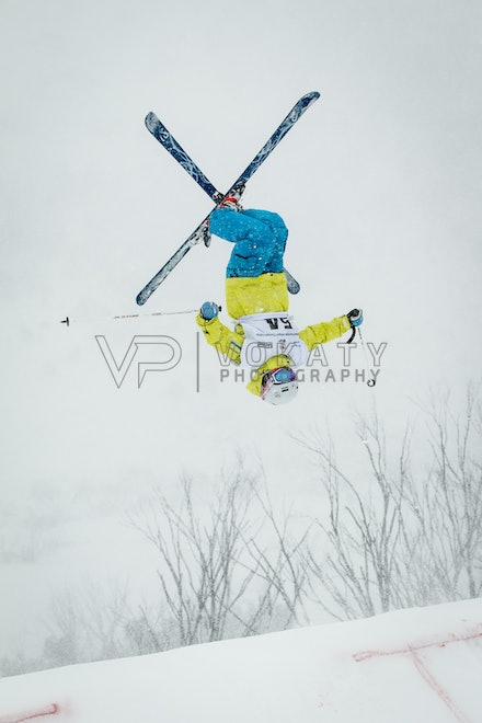 2012 Moguls Nationals- Women