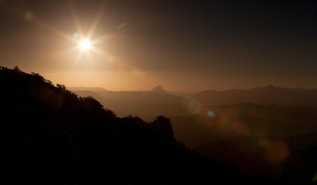 Beyond these lands - Lamington National Park, Queensland, Australia