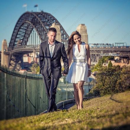 Melissa and Robert - sydney-engagement-photography