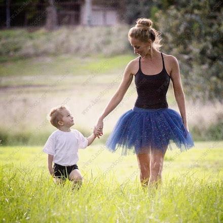 Raquel and Son