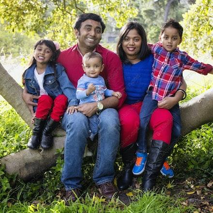 Jeyakumar Family
