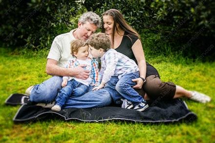 Internet 212 Rainey Family - 08th August 2014 - Centennial Park - Family Portrait - cheap photography sydney