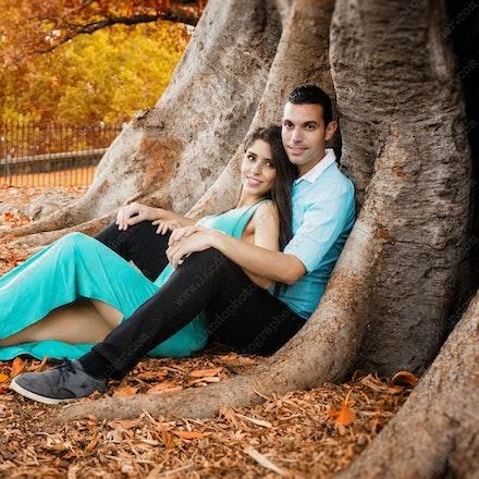 Katrina and Karim