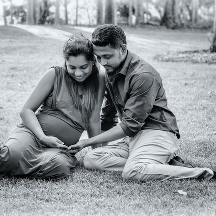 Kavitha and Kenneth